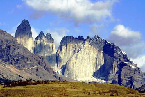 מגדלי הפיינה, טורוסים, טורס דל פיינה, פטגוניה, צ'ילה