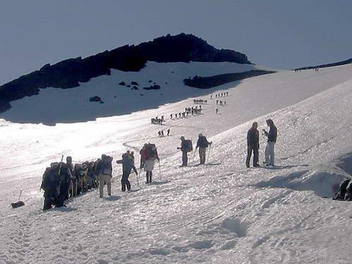 הר הגעש וייאריקה, פוקון, צ'ילה