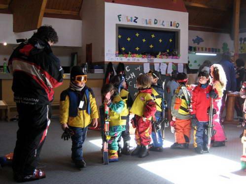 בית ספר לסקי, אתר סקי, סרו קתדרל, ארגנטינה