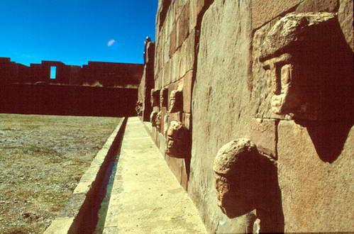 תרבות טיוואנאקו בבוליביה