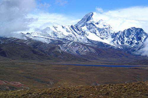 אתר הסקי הגבוה בעולם בסמוך ללה-פאז