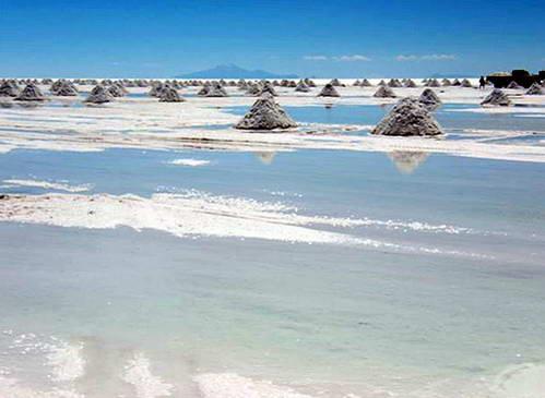 תלוליות מלח בסלאר, צילום בסלאר, בוליביה