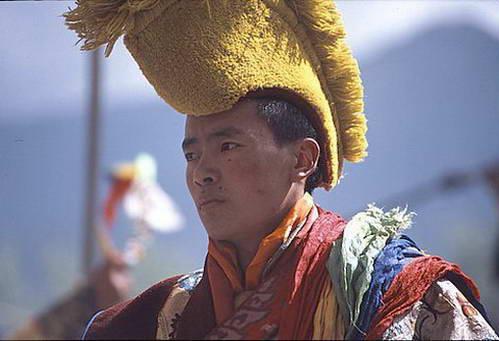 נזיר ממסדר גלוק-פה