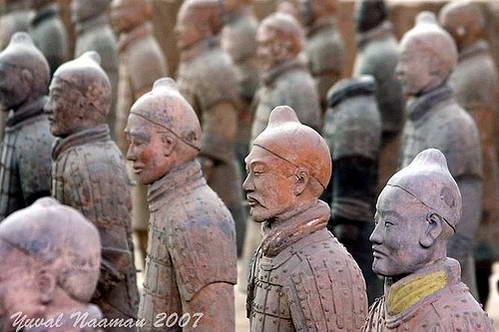 ש'יאן, מסדר חיילי הטראקוטה, סין, GoTravel