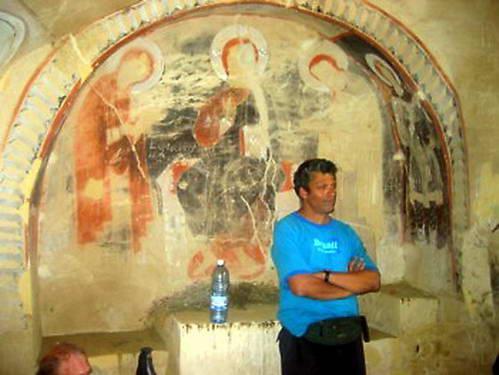 ציורי קיר בגאורגיה