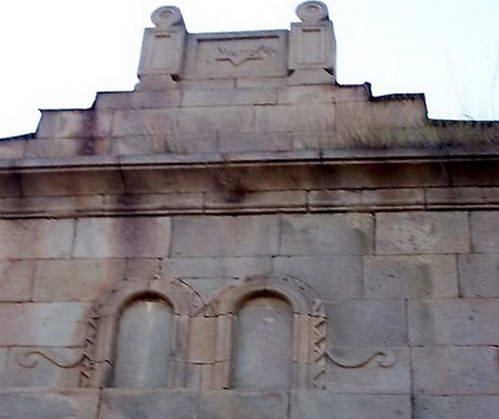 בית הכנסת באחלציחה, גאורגיה
