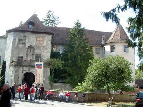 הטירה הישנה במרסברג, גרמניה