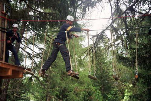 פארק הרפתקאות אקטיבי, לטייל עם ילדים בגרמניה