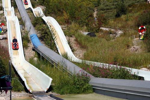 פארק רוונסבורגר שְפיל-לנד, אגם קונסטנץ, גרמניה