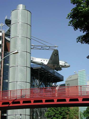 המוזיאון הגרמני לטכנולוגיה בברלין, גרמניה