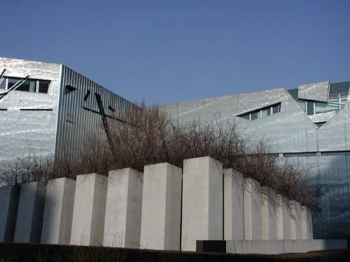 המוזיאון היהודי בברלין, גרמניה