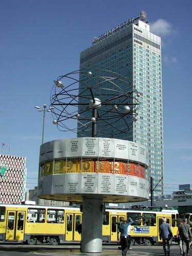 כיכר אלכסנדר בברלין, גרמניה