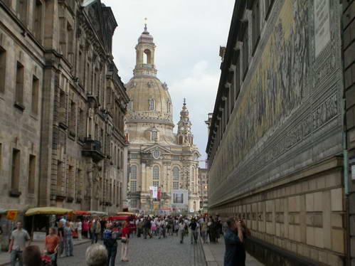 כנסיית גבירתנו בדרזדן, גרמניה