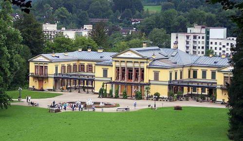 ארמון הקיסר בבאד אישל, אוסטריה