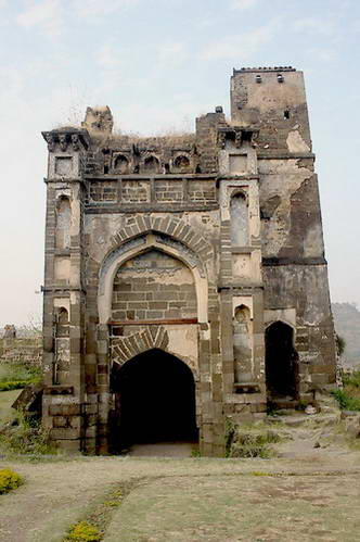 צ'יני-מהאל - ארמון הכלא - כלוב של זהב