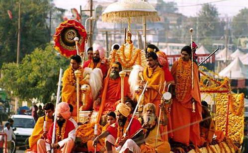 קומבה מלה בהודו