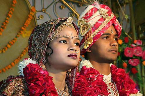 טקס כלולות הודי