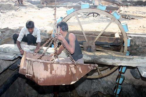 טיול ברג'סטן, מרכז הודו