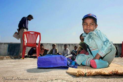 כיתת לימוד, צפון הודו, מקדשי קג'וראהו