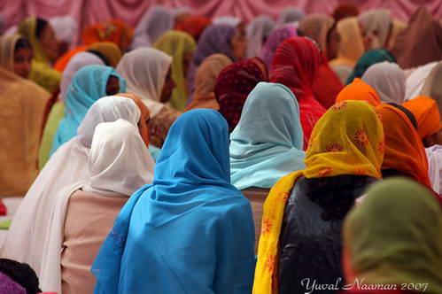תפילה סיקהית בהודו