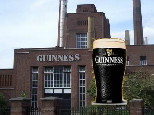 מבשלת השיכר גינס בדבלין, אירלנד