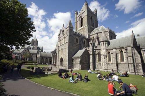 קתדרלת Christchurch בדבלין, אירלנד