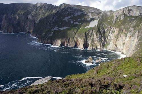 צוקי Slieve League, אירלנד