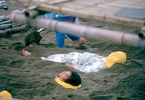 מגרש החול של  איבוסוקי