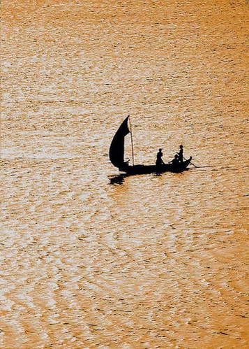 שייט בנהר האירוואדי, מיאנמר