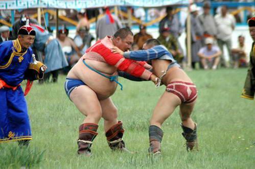 מונגוליה פסטיבל נאדאם