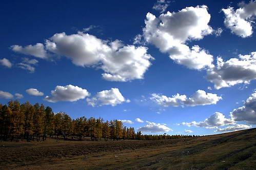 מונגוליה ארץ השמים הכחולים
