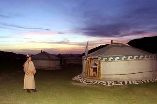 גר מונגולי