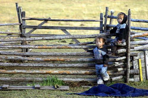 ילדים במורון