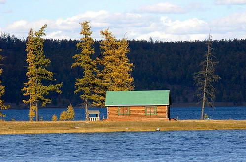 אגם חובסגול