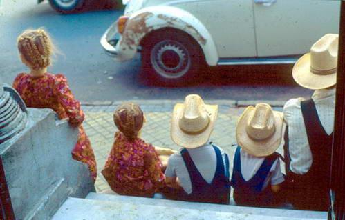 ילדי המנוניטים בפילדלפיה, פרגוואי