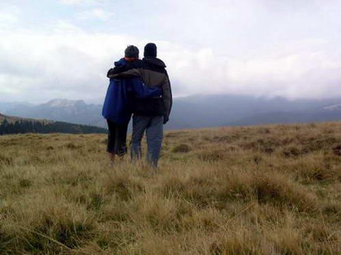 טיול רגלי על הרי בוצ'גי