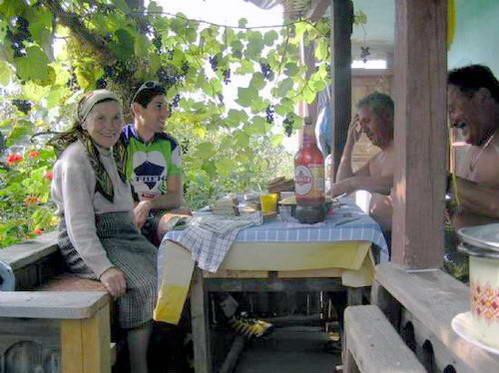 אירוח כפרי חם