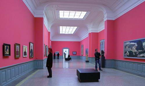 מוזיאון האומנויות היפות, ברן, שווייץ