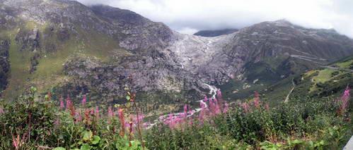 קרחון הרון, שוויץ, GoTravel