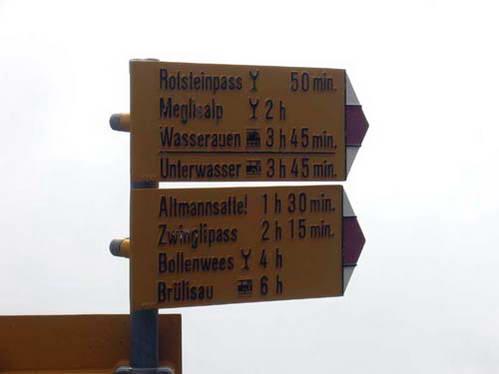 סימון השבילים השוויצרי
