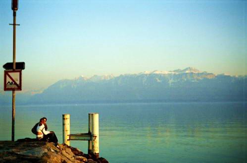 לוזאן, אגם ז'נבה