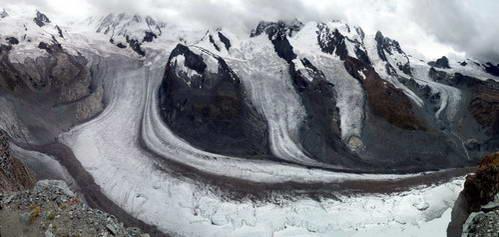 קרחון גורנר, קנטון ואלה, דרום שוויץ, GoTravel