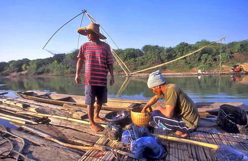 חבל איסן, צפון תאילנד