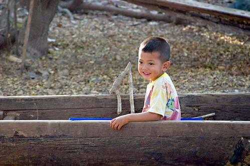 ילדים בתאילנד