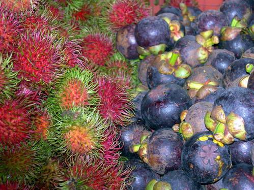 שוק האוכל, בנגקוק