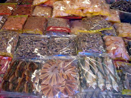 שוקי האוכל, בנגקוק