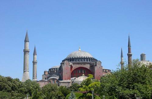 כנסיית איה סופיה באיסטנבול