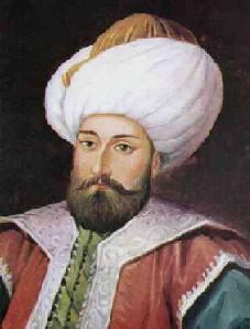 מוראד הראשון, ההיסטוריה של טורקיה