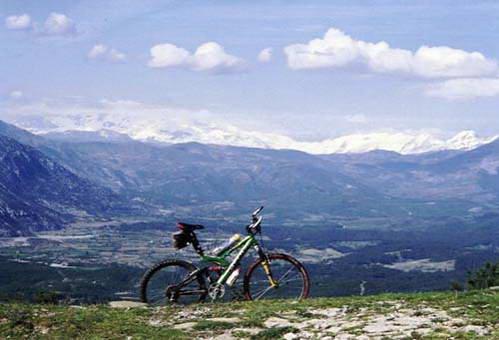נופי העמקים והרי הטאורוס, טורקיה