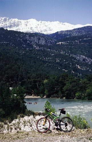 נהר הקופרולו בהרי הטאורוס, טורקיה